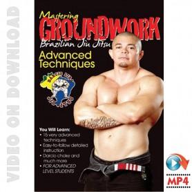 BJJ Mastering Groundwork Vol.7 Advanced Techniques