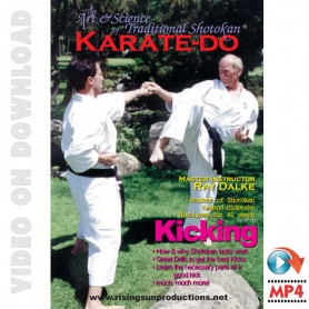 Art and Science of Shotokan Karate. Kicking