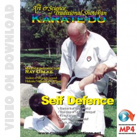 Art and Science of Shotokan Karate. Self Defence