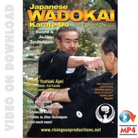 Wado Ryu Karate Sword Ju-Jitsu and Advanced Kata