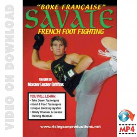 Savate, French Boxing