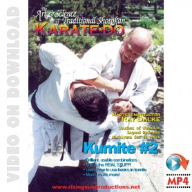 Art and Science of Shotokan Karate. Kumite Vol.2
