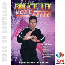 Bruce Lee JKD Patrick Strong Lord Of SPEED