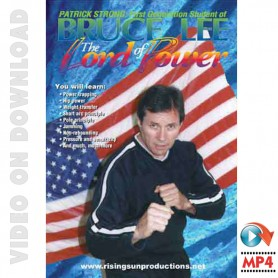 Bruce Lee JKD Patrick Strong Lord Of POWER