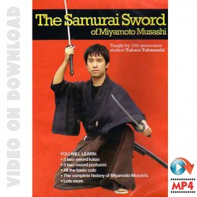 The Samurai Sword of Miyamoto Musashi - Ni Ten Ichi Ryu