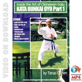 Goju Ryu Karate Kata Bunkai Oyo Part 1