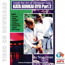 Goju Ryu Karate Kata Bunkai Oyo Part 2