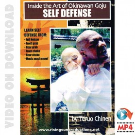 Goju Ryu Karate Okinawa, Self Defense