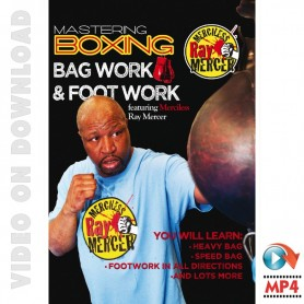 Mastering Boxing Bag Work & Footwork