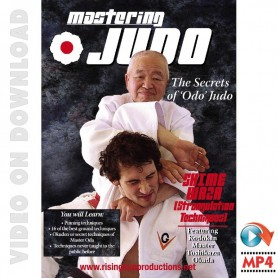 Mastering Judo Shime Waza Ground Work