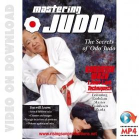 Mastering Judo Kensetsu Waza Joint Locking Techniques