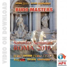 Budo Masters Meeting Arti Marziali 2016. Vol.1