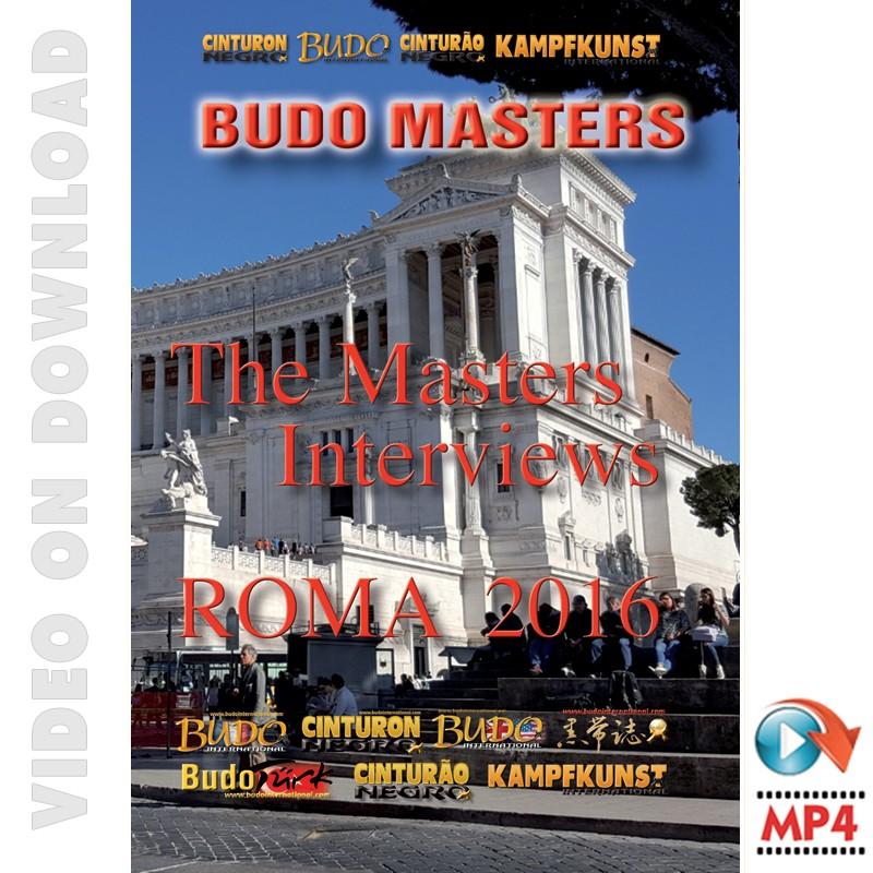 Budo Masters Martial Arts Meeting 2016. Vol.2