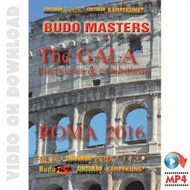 Budo Masters Meeting Artes Marciales 2016. Vol.3