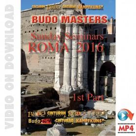 Budo Masters Meeting Arts Martiaux 2016. Vol.4