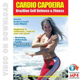 Cardio Capoeira Ultimate Workout