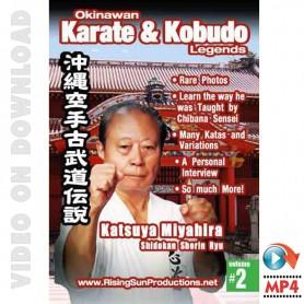 Katsuya Miyahira Shidokan Shorin Ryu