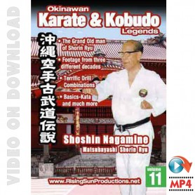 Shoshin Nagamine Matsubayashi Shorin Ryu