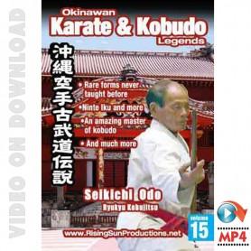 Seikichi Odo Ryu Kyu Kobujitsu