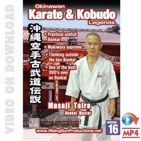 Masaji Taira Bunkai Master