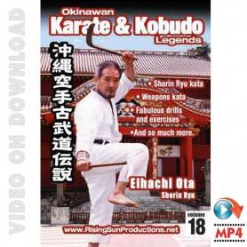 Eihachi Ota Shorin Ryu