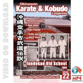 Jundokan Old School 1984