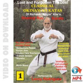 Lost and Forgotten Classic Okinawan Katas Vol.1