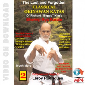 Lost and Forgotten Classic Okinawan Katas Vol.2