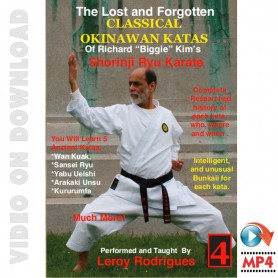 Lost and Forgotten Classic Okinawan Katas Vol.4