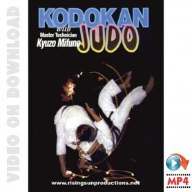 Kodokan Judo Kyuzo Mifune