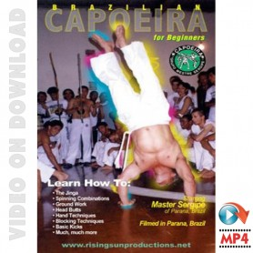 Capoeira for Beginners