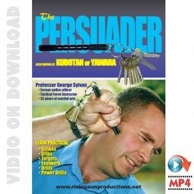 The Persuader Self Defense Weapon