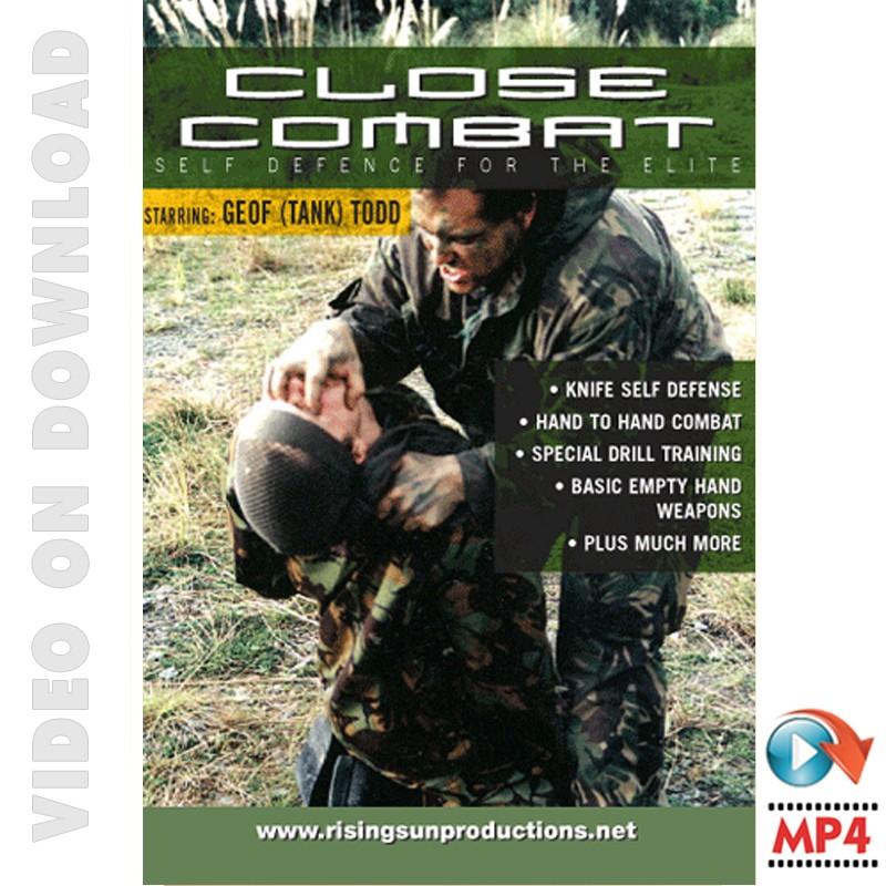 Download video Close Combat  Self Defense for the Elite