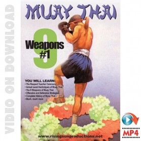 Muay Thai Nine Weapons Vol.1