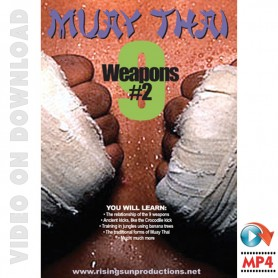 Muay Thai Nine Weapons Vol.2