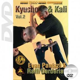 DVD Kyusho e Kali. Mani nude Vol.2