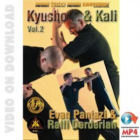 Kyusho & Kali. Manos Vacías Vol.2