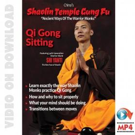 Shaolin Temple Kung Fu Qi Gong Sitting