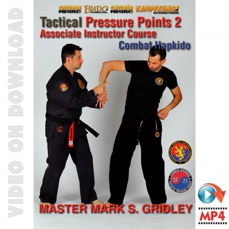 Combat Hapkido Tactical Pressure Points Program Vol2