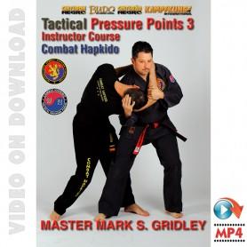 Combat Hapkido Punti di Pressione Tattici Vol 3