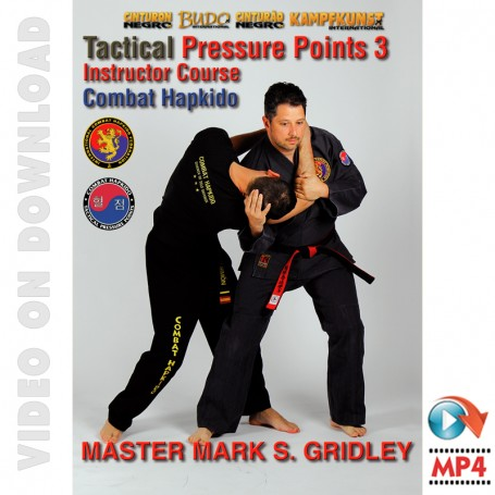 Combat Hapkido Tactical Pressure Points Program Vol3