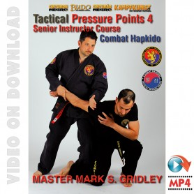 Combat Hapkido Tactical Pressure Points Program Vol4