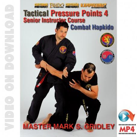 Combat Hapkido Tactical Pressure Points Program Vol4