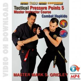 Combat Hapkido Punti di Pressione Tattici Vol5