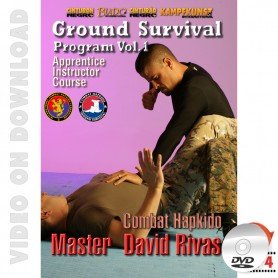 Combat Hapkido Ground Survival Program Vol1