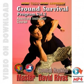 Combat Hapkido Ground Survival Program Vol2