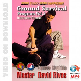 Combat Hapkido Ground Survival Program Vol3