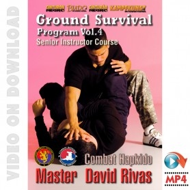 Combat Hapkido Ground Survival Program Vol4