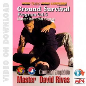 Combat Hapkido Ground Survival Program Vol5