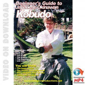 Beginner's Guide to Japanese Okinawan Kobudo - Jim Wilson